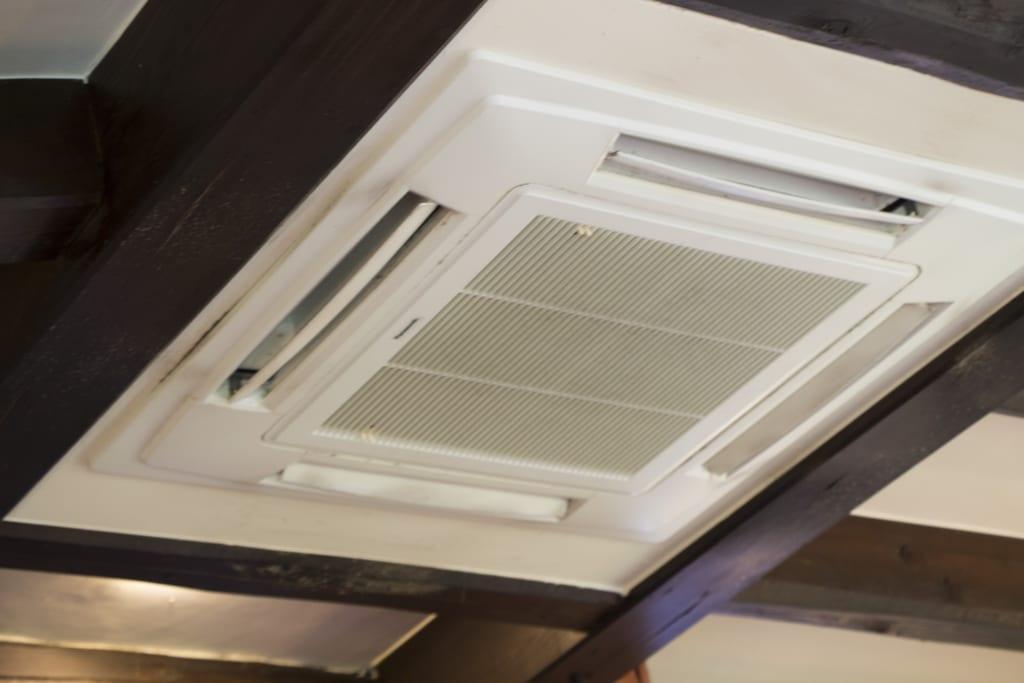 空調付きの貸し倉庫とカビ対策